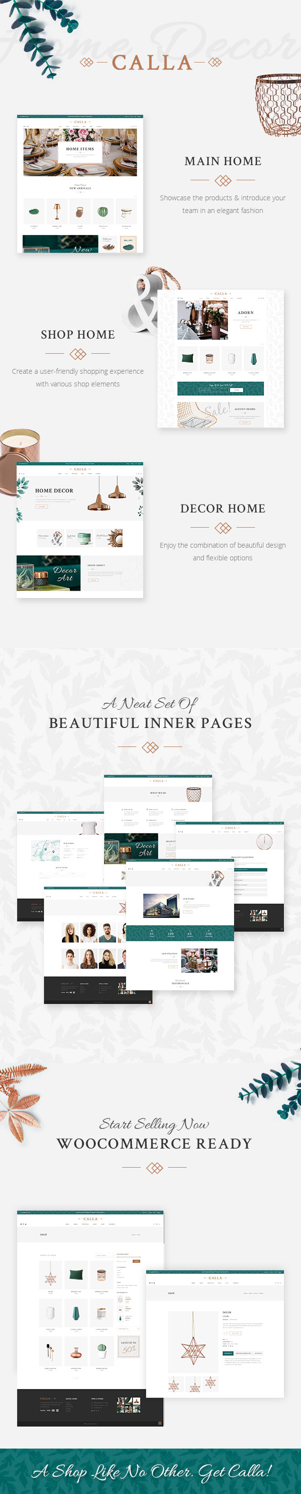 Calla - Elegant Home Decoration Shop - 1